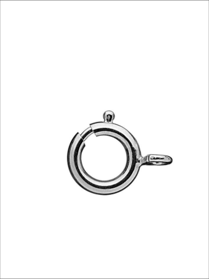 Federringe Silber 925/-